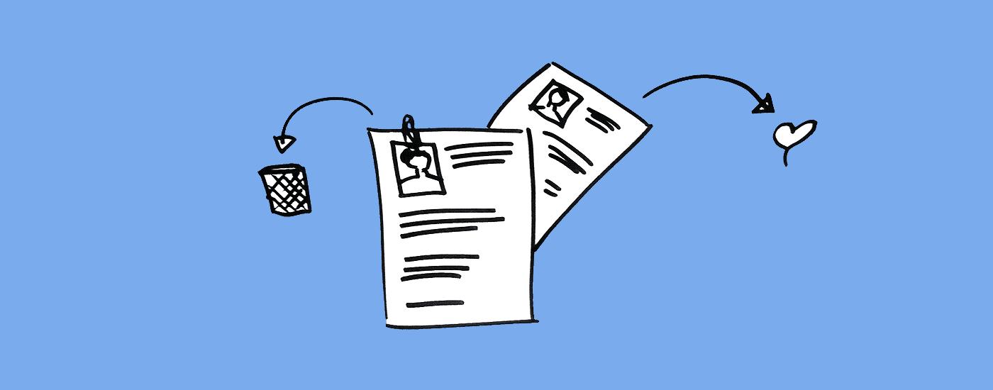 Kleine Bewerbungskunde Für Produktmanager Und Interaktionsdesigner