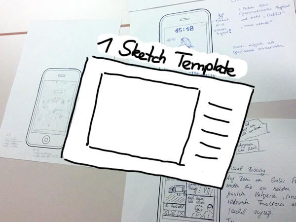 1 Sketch Template