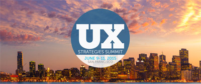 Konferenz UX Strategy Summit