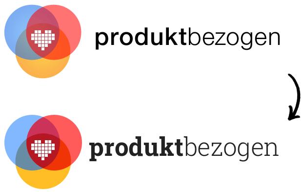 Logo produktbezogen Facelift