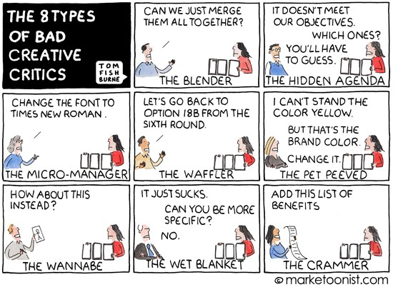 Creative Critique