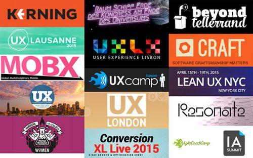 Konferenz-Tipps 2015