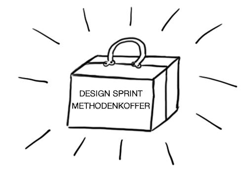 Design Sprint Methodenkoffer